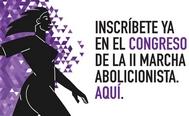 Congresso Mujeres por la abolicion Registration