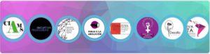 Logos of the Manifesto intiators